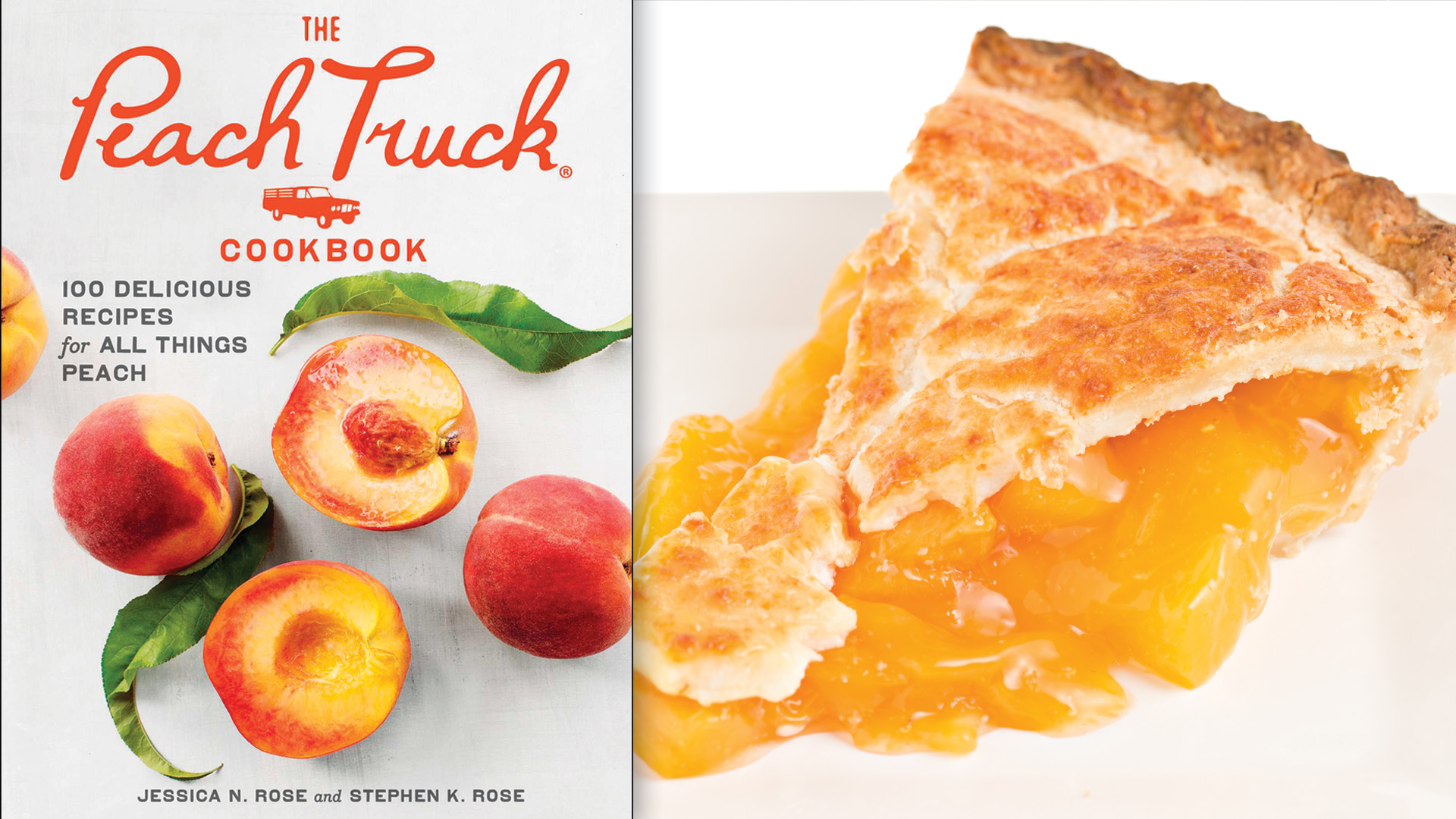 Make a peach of a pie