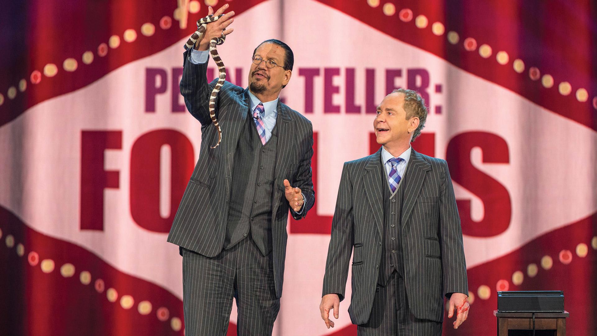 Penn Jillette and Teller, Penn & Teller: Fool Us