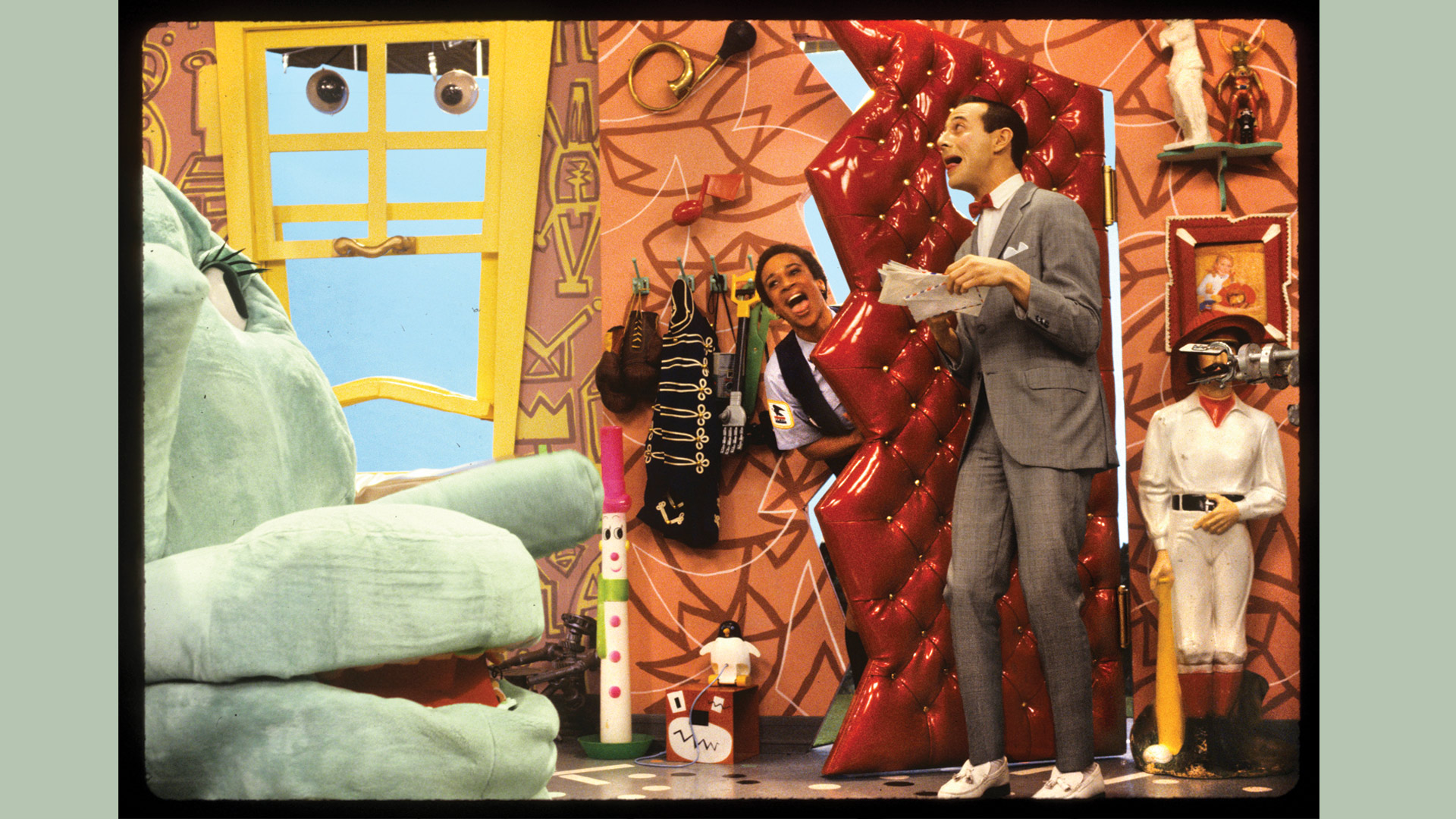 Pee-wee's Playhouse (1986-1990; repeats from 1990-1991)