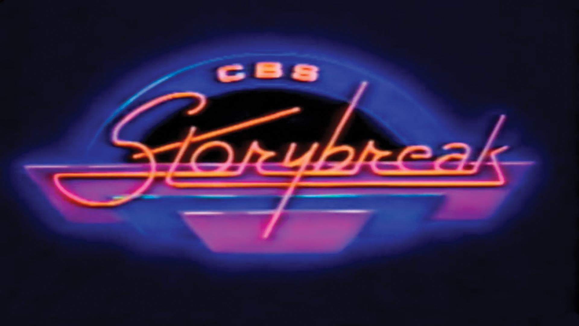 CBS Storybreak (1985–1988)