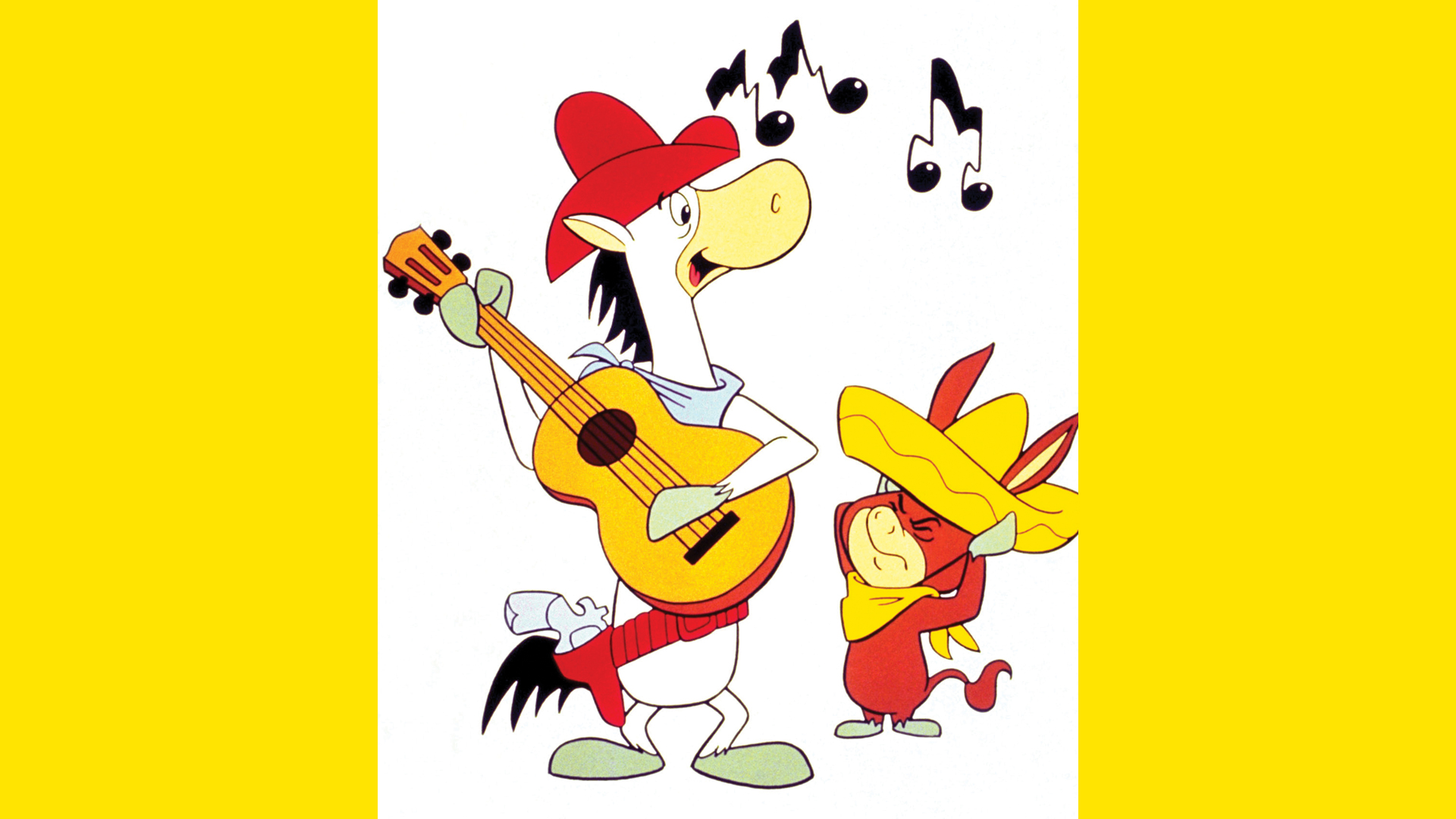 Quick Draw McGraw (1959–1961)