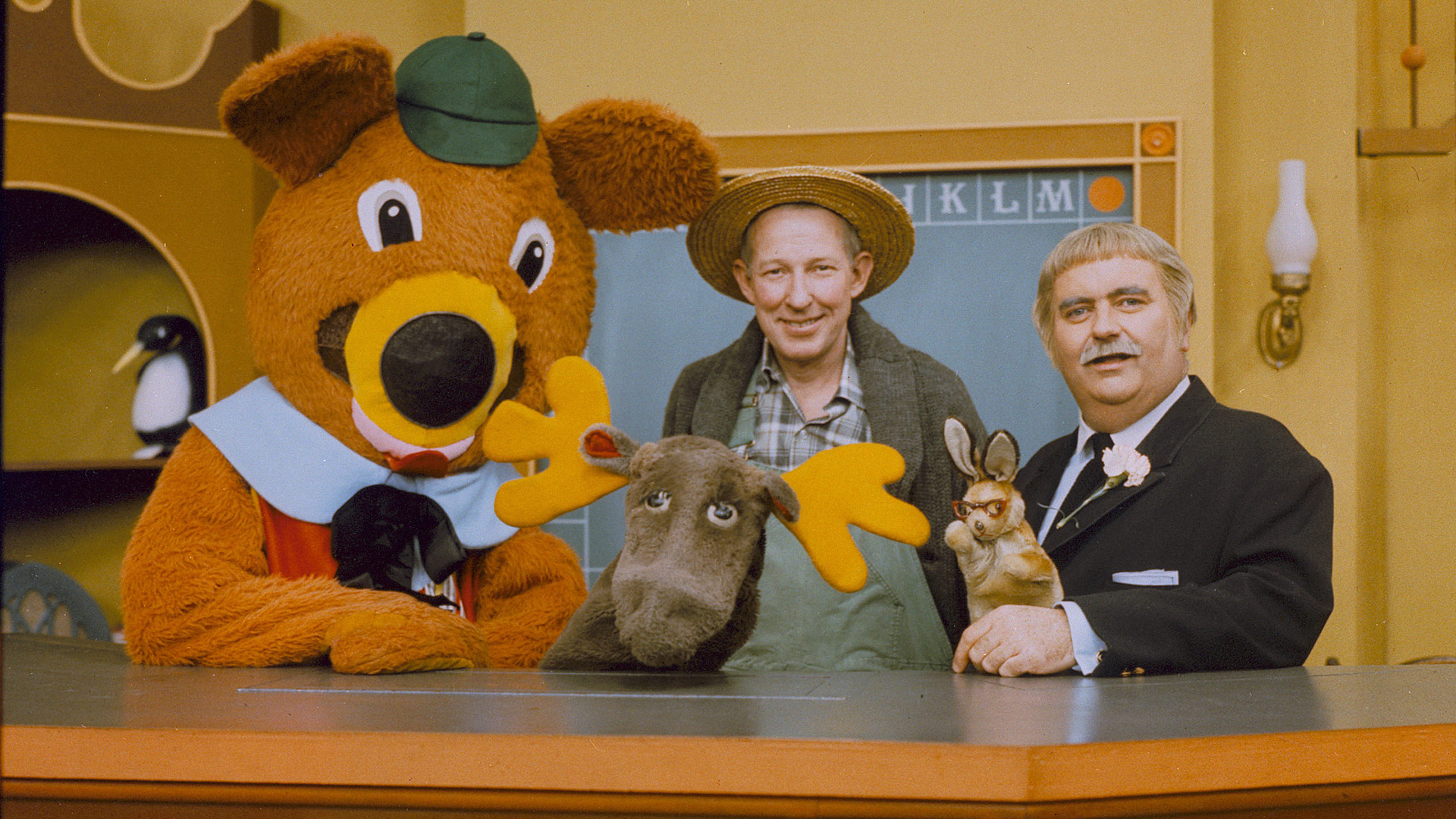 Captain Kangaroo (1955–1984)