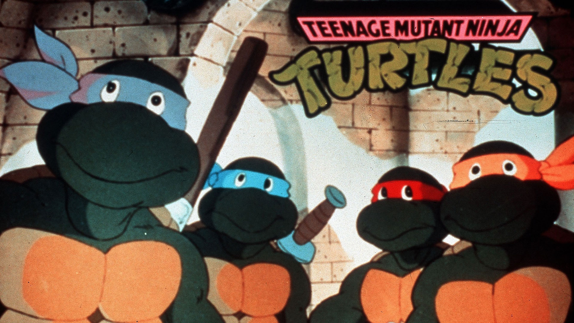 Teenage Mutant Ninja Turtles (1987-1996)