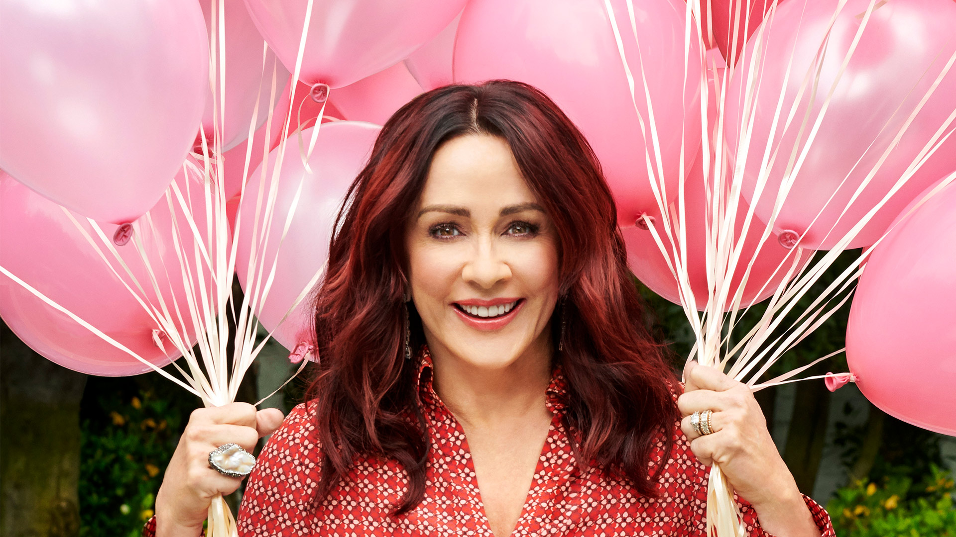 Carol's Second Act star Patricia Heaton is the life of the party