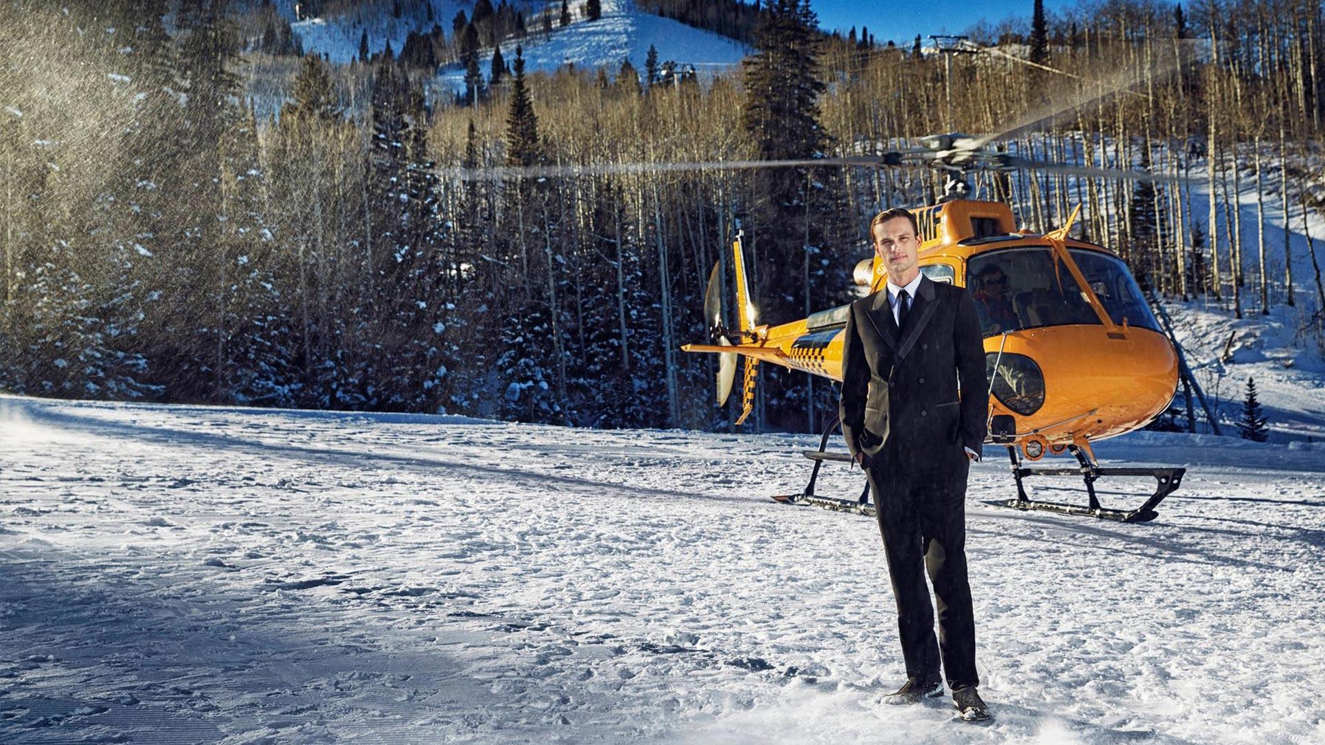 Dr. Spencer Reid, aka James Bond, is a smooth criminal