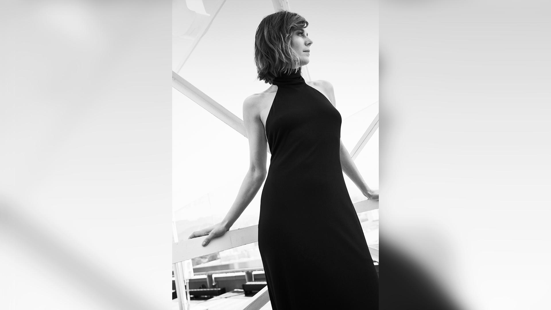 Katja Herbers hits new heights