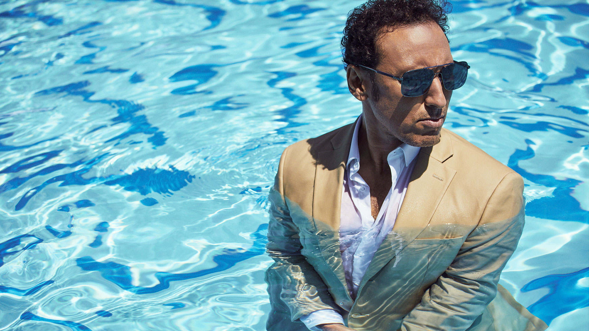 ​Aasif Mandvi takes time to reflect