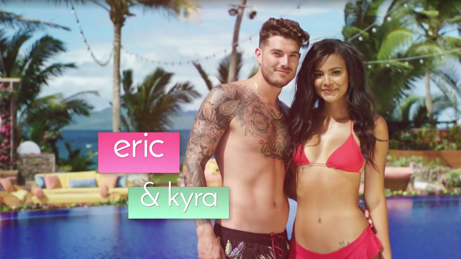 Eric and Kyra