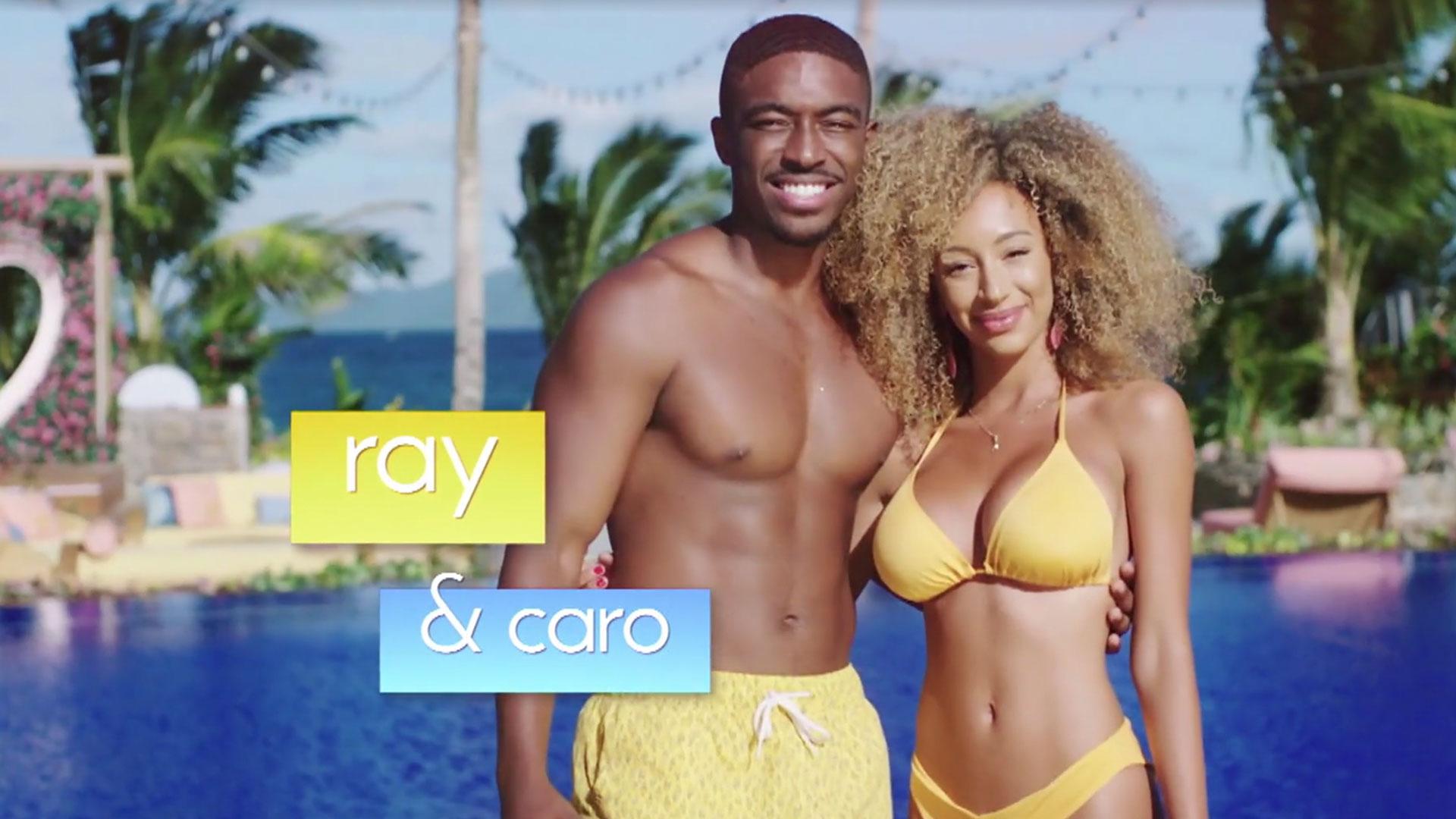 Ray and Caro