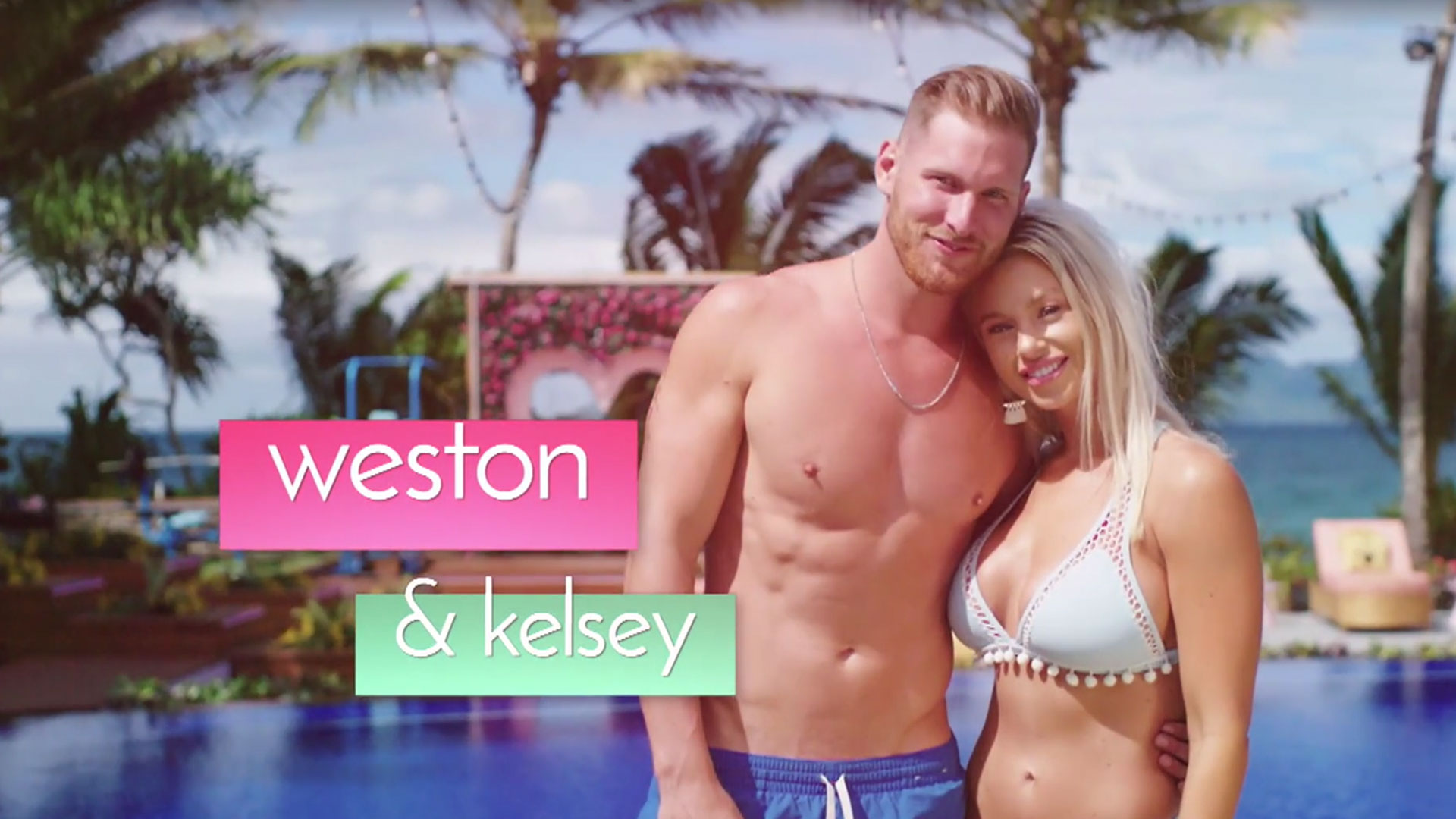 Weston and Kelsey