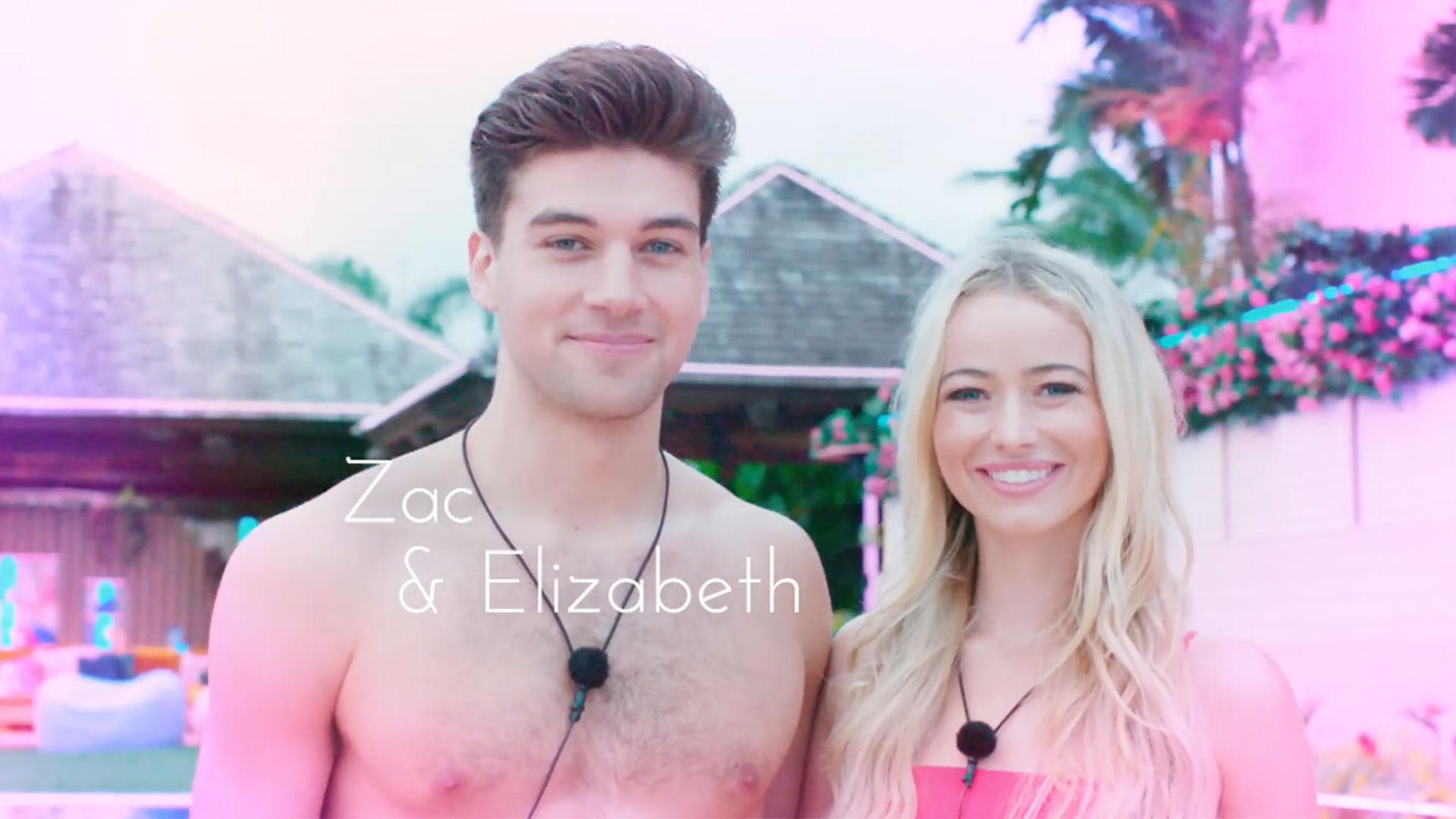 Zac and Elizabeth