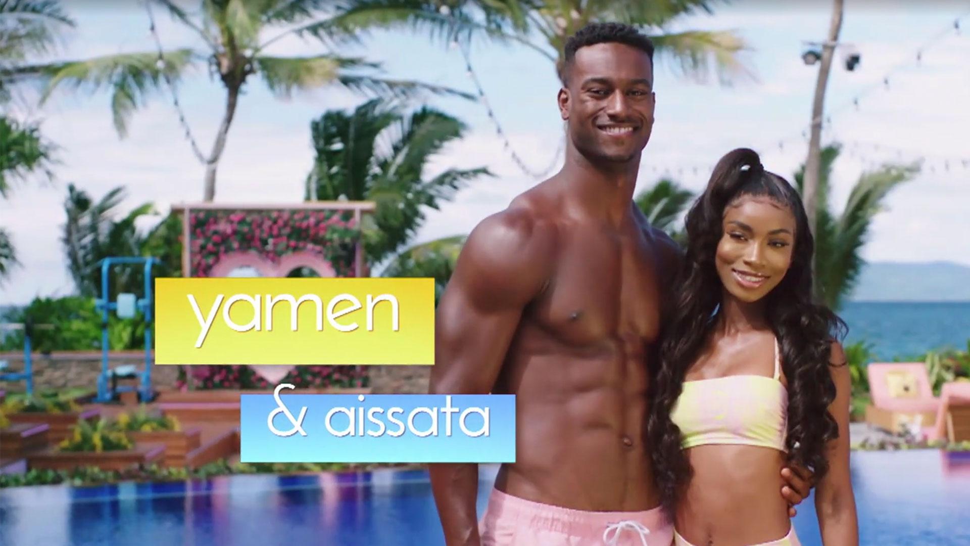 Yamen and Aissata