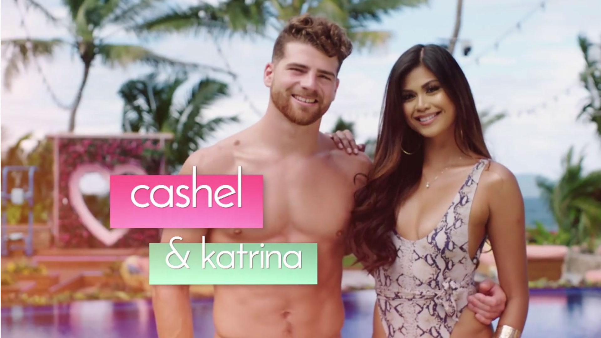 Cashel and Katrina
