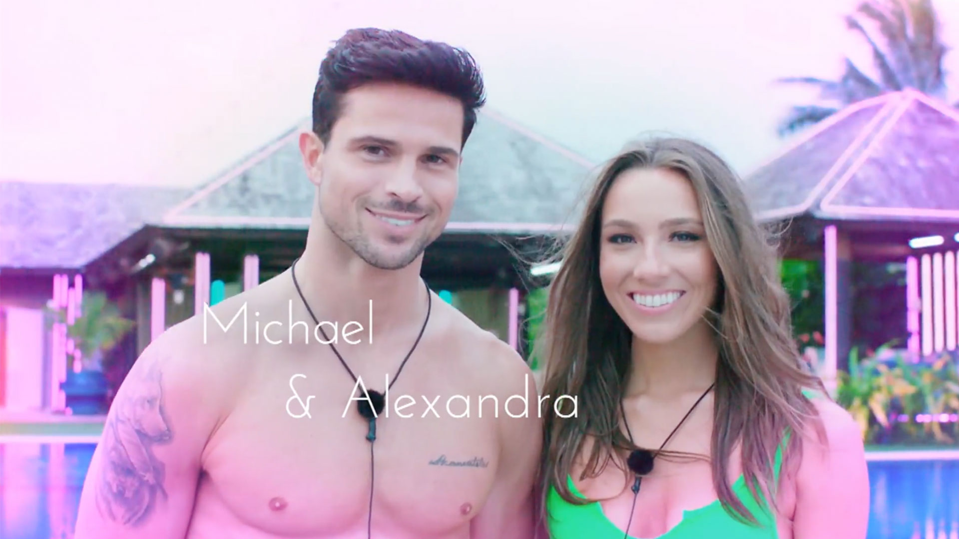 Michael and Alexandra