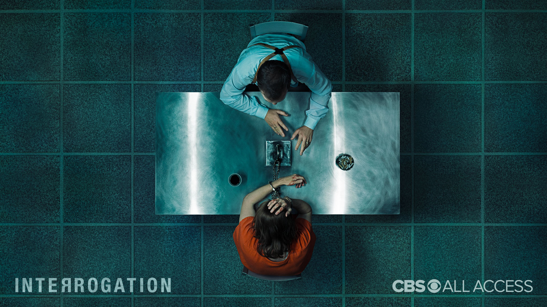 Stream Interrogation when all episodes are released on Thursday, Feb. 6 exclusively on CBS All Access.