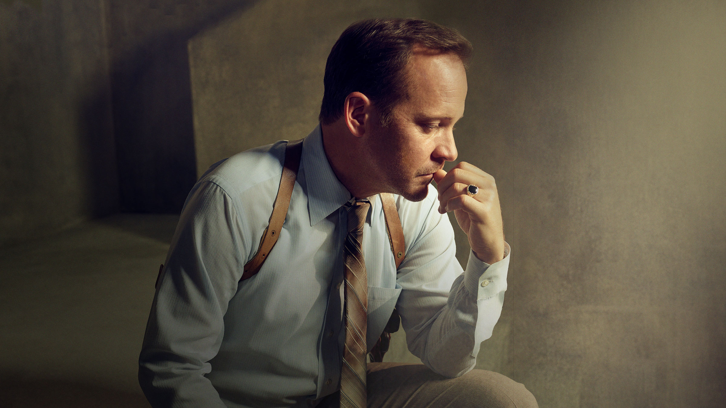 Peter Sarsgaard as Det. David Russell