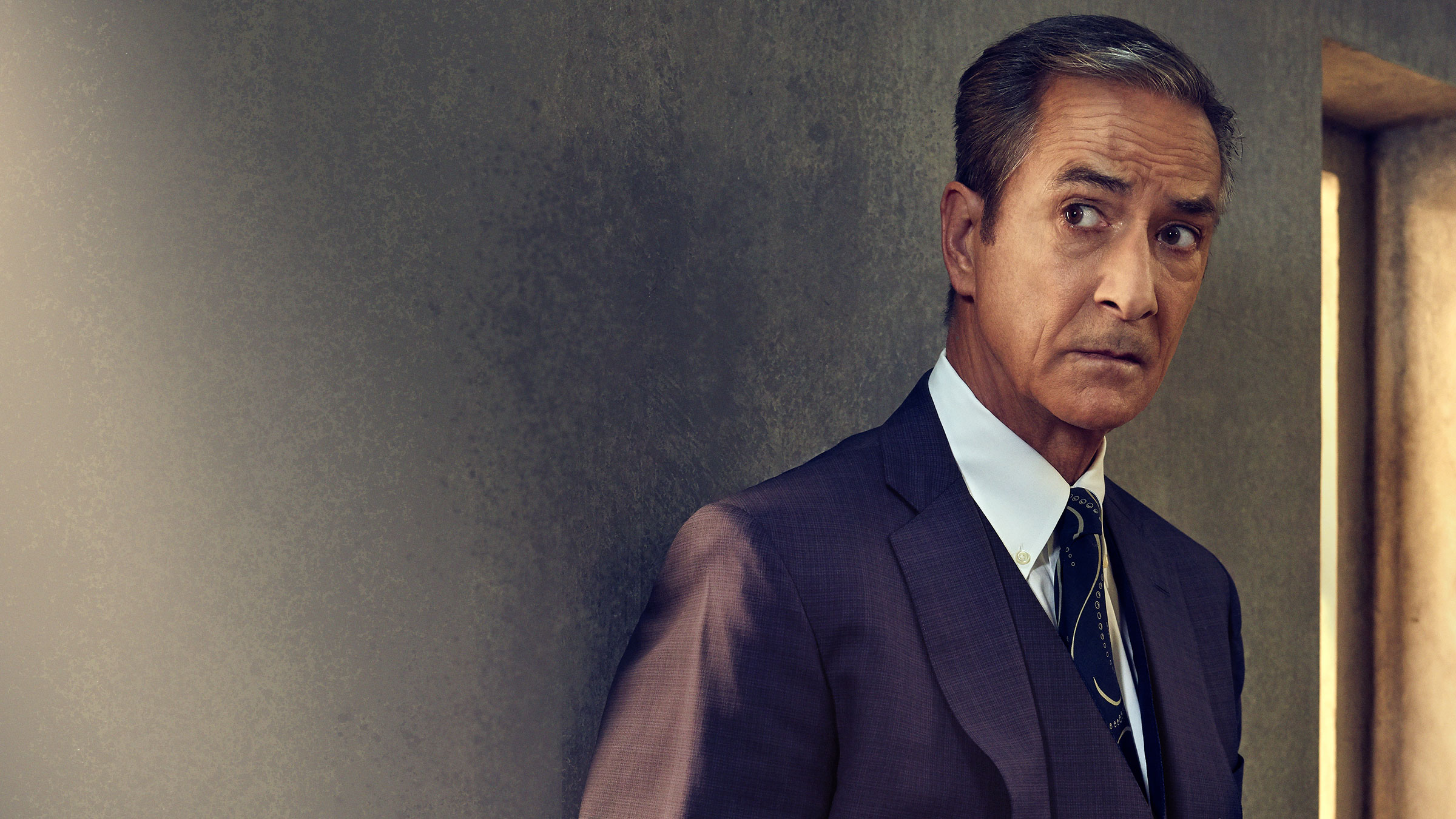David Strathairn as Henry Fisher