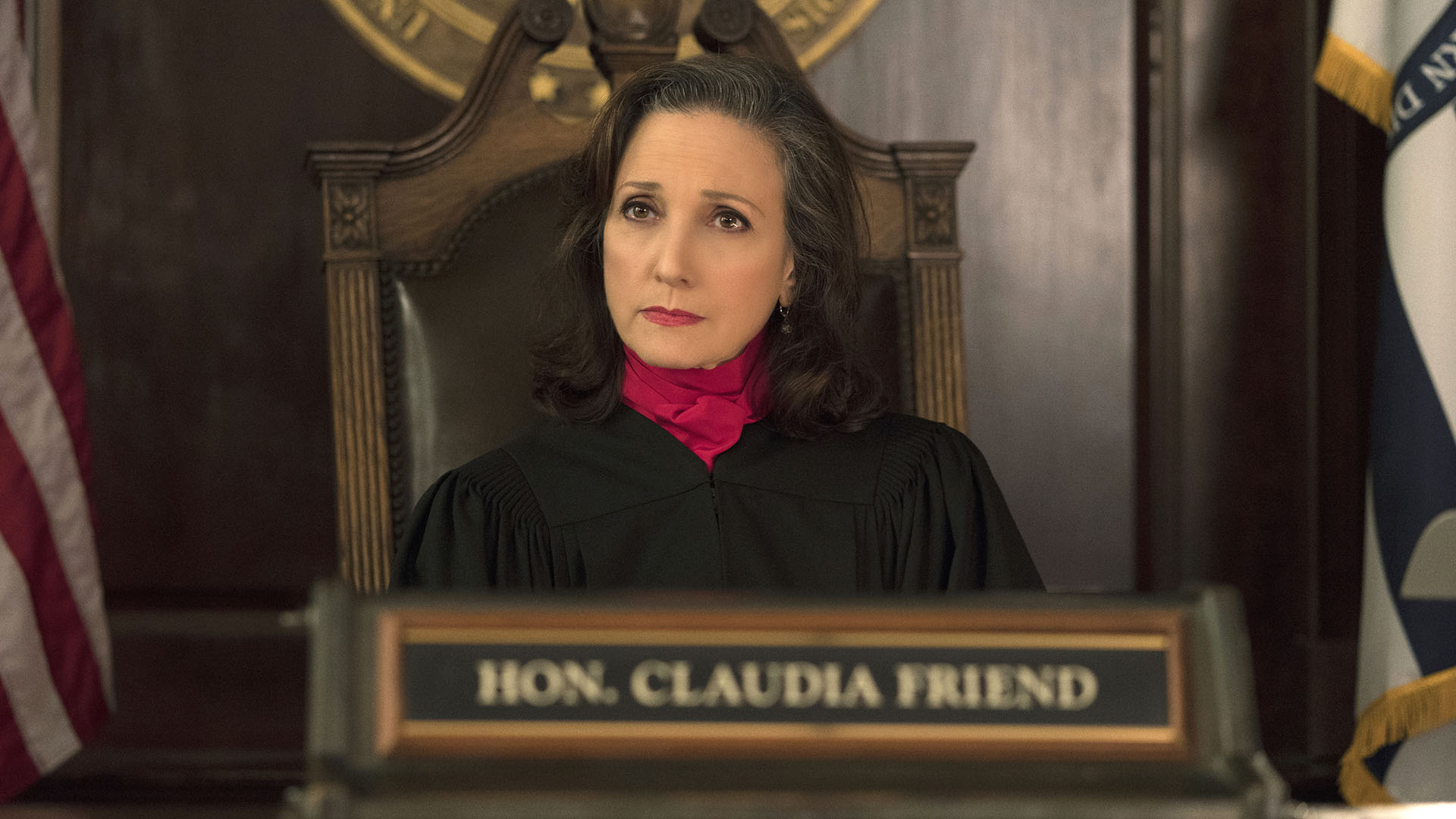 Bebe Neuwirth as Judge Claudia Friend