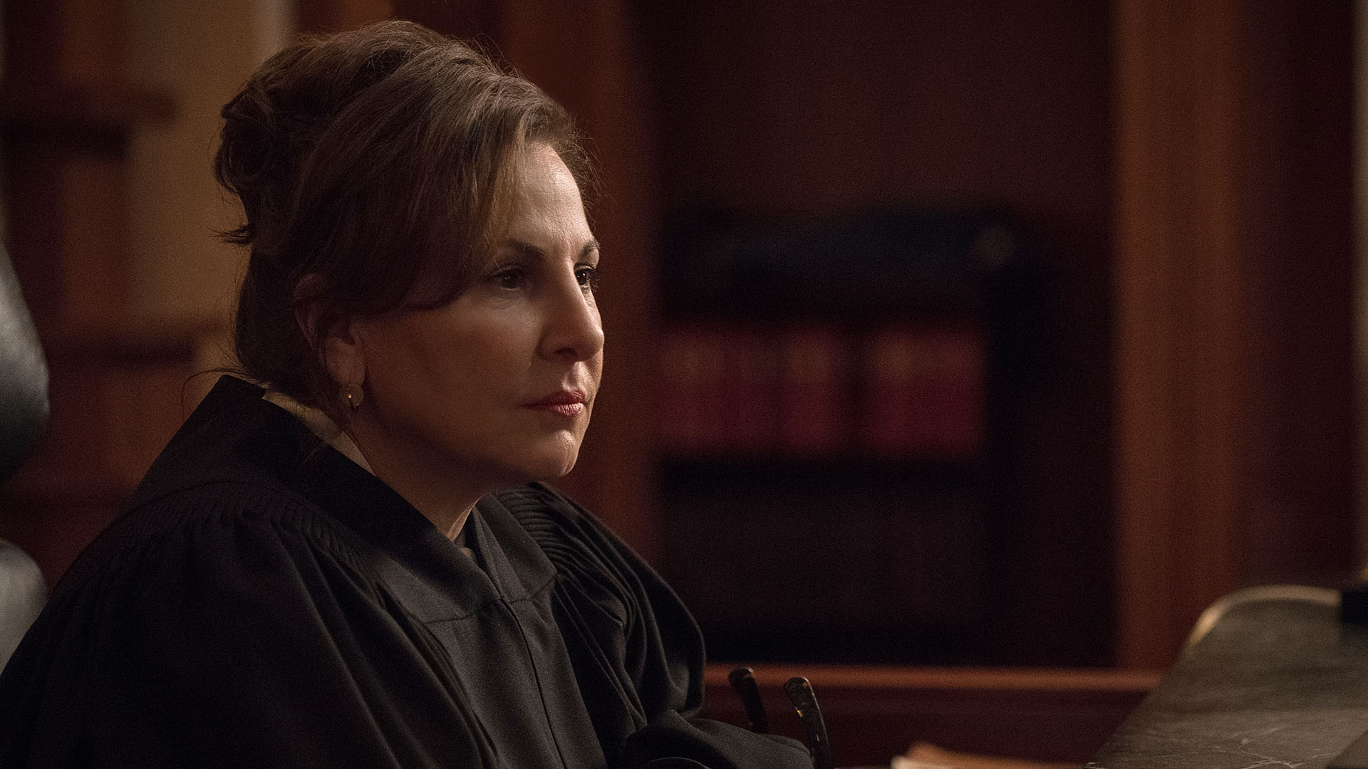 Kathy Najimy as Judge Gayle Eno