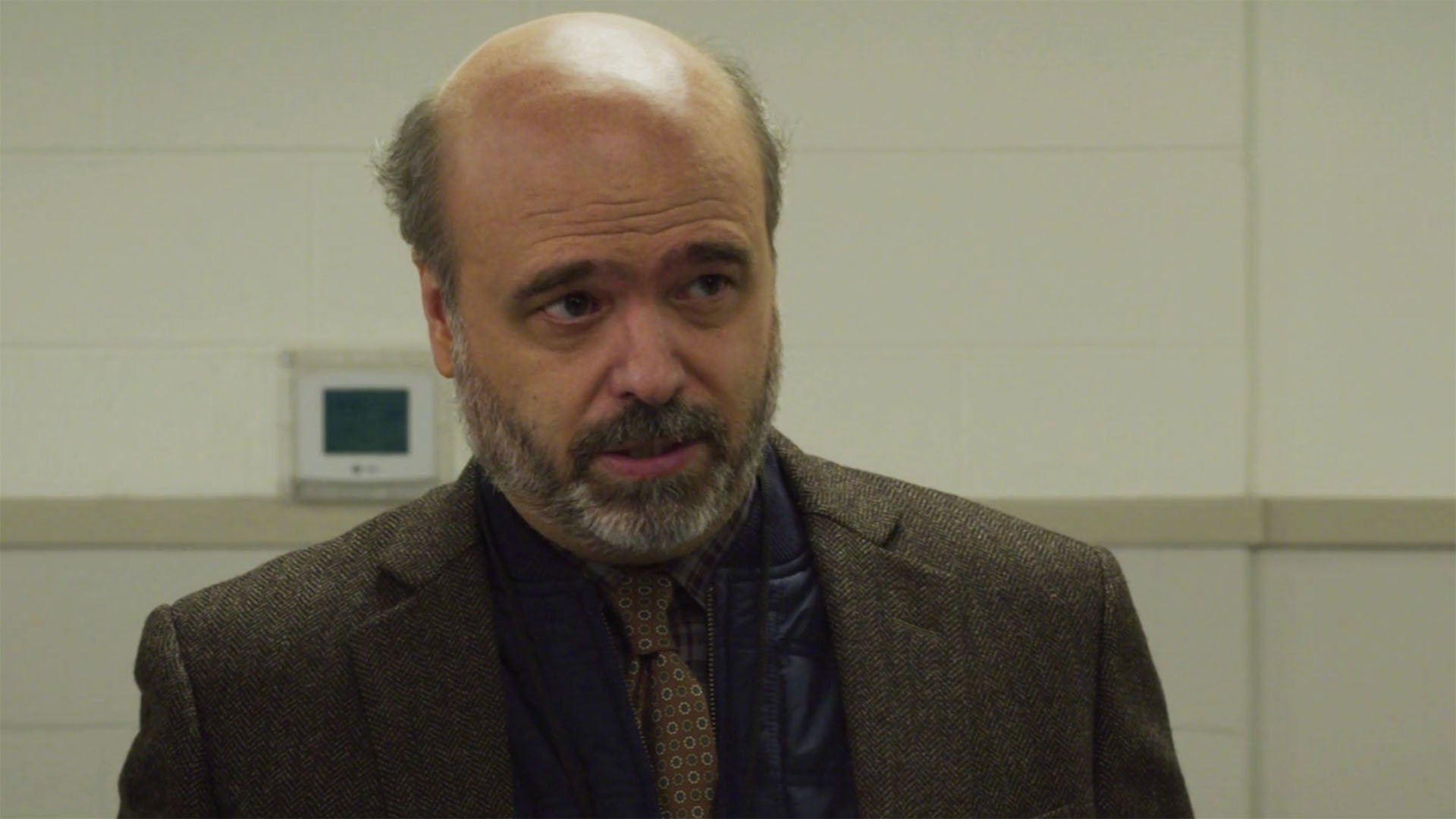 Scott Adsit as Judge Sig