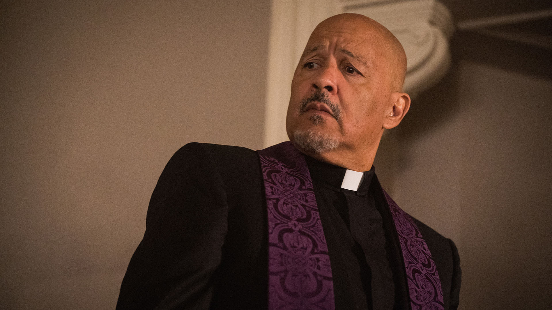 Clark Johnson as Father Amara