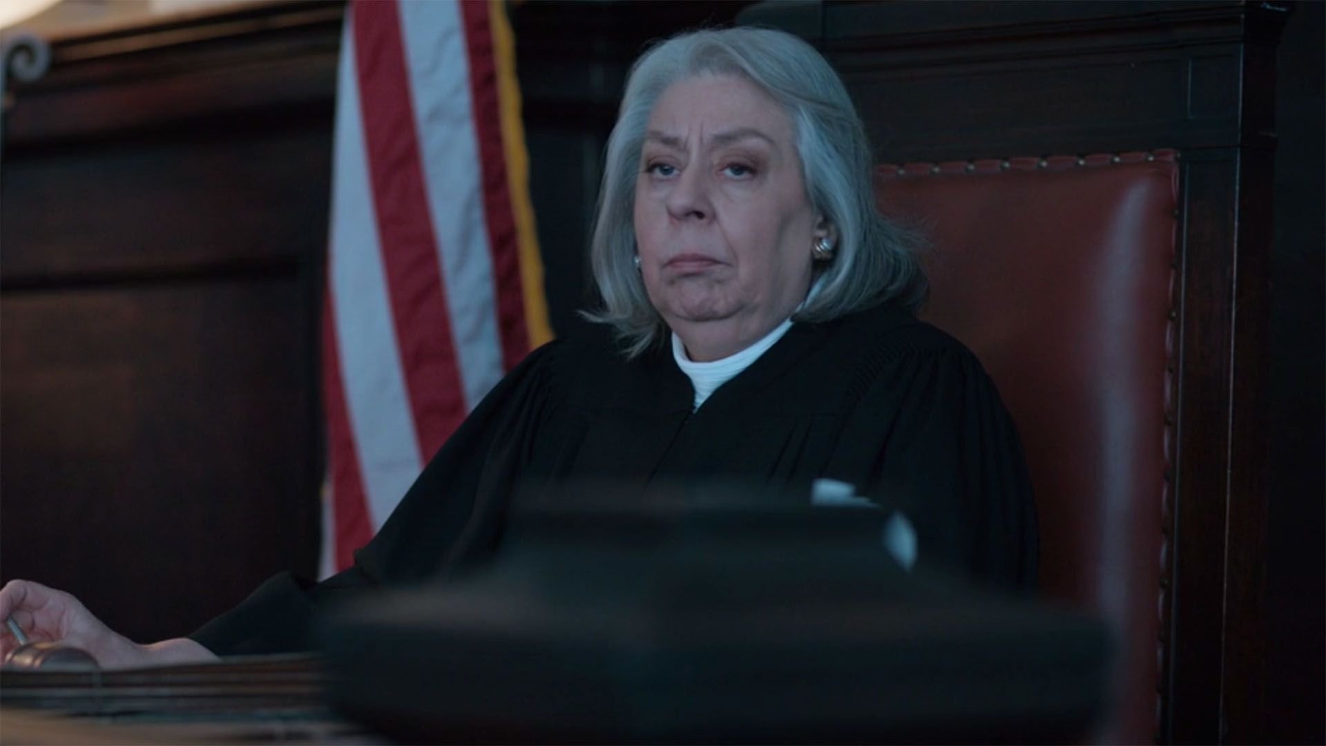 Jayne Houdyshell as Judge Sarah Carla Shire