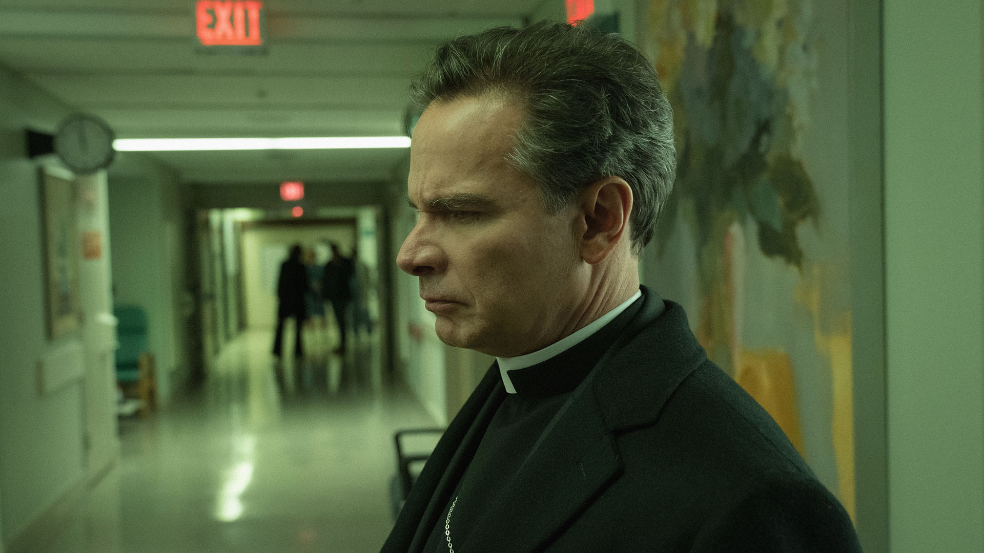 Peter Scolari as Bishop Thomas Marx