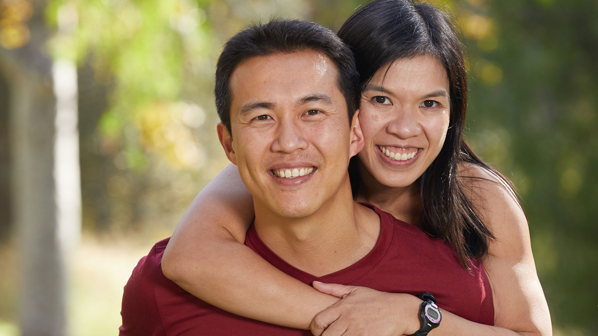 ​Hung and Chee (married parents)