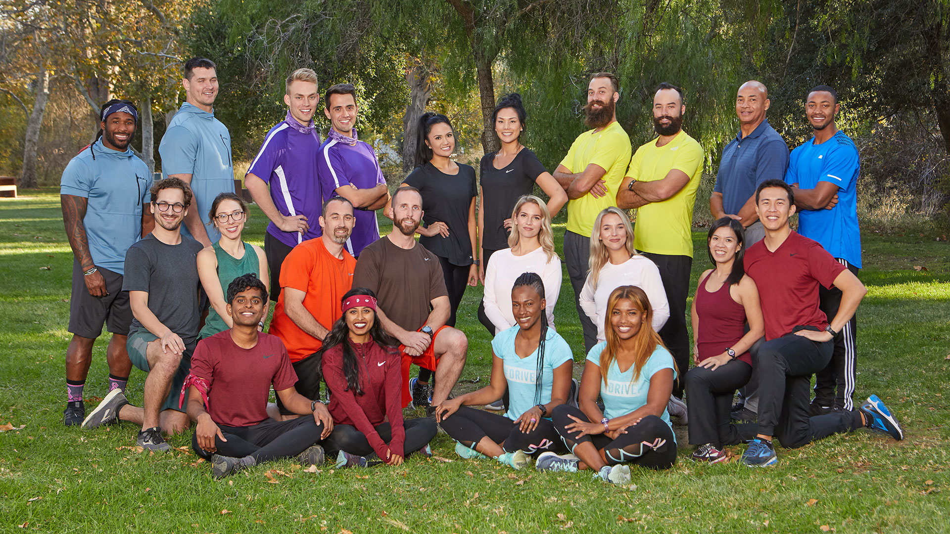 Don't miss the Season 32 premiere of The Amazing Race on Wednesday, Oct. 14 at 9/8c.