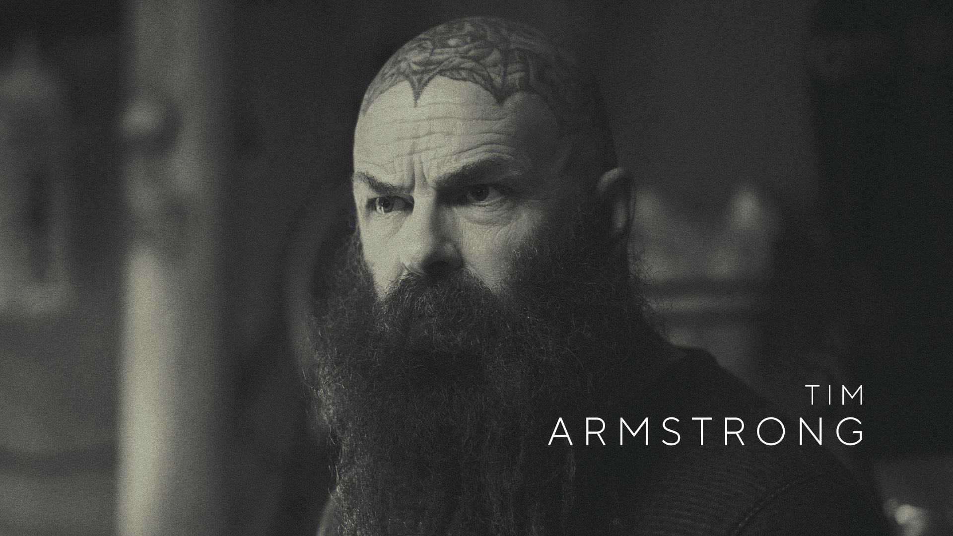 Tim Armstrong as Werewolf Larry in
