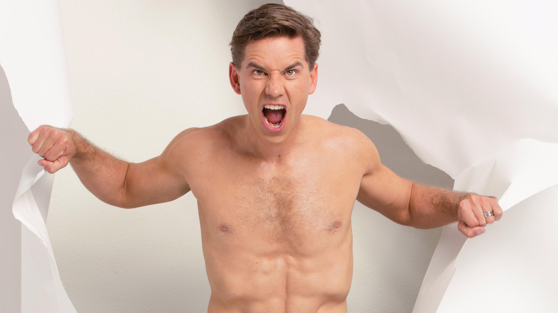 Brian Dietzen Muscles