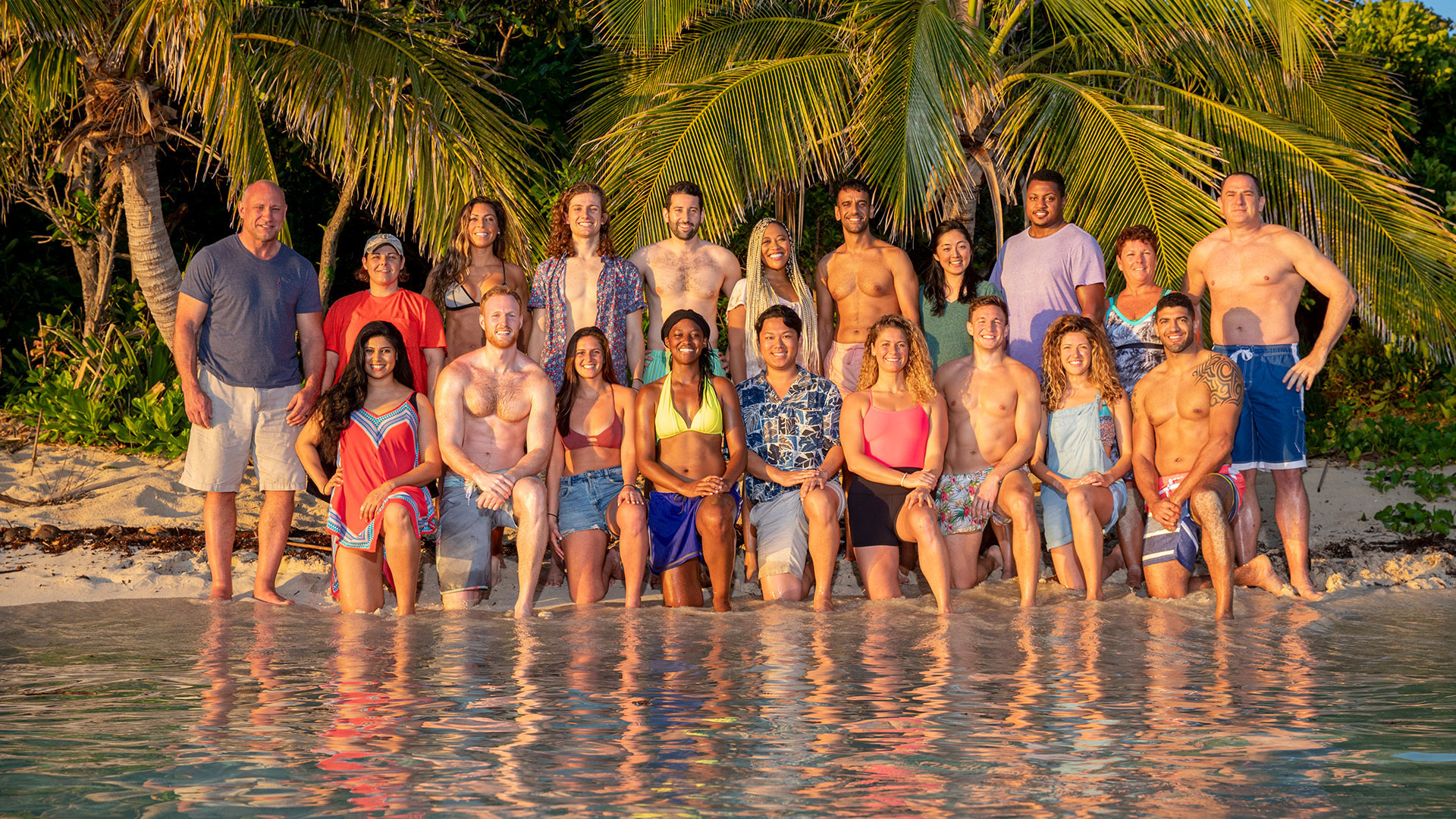 Blue Water High Cast who's in the cast of survivor season 39: island of the idols
