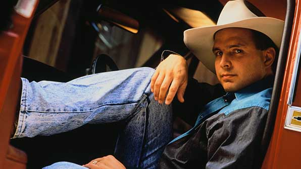 Garth Brooks holds the record for most Entertainer of the Year wins with six.