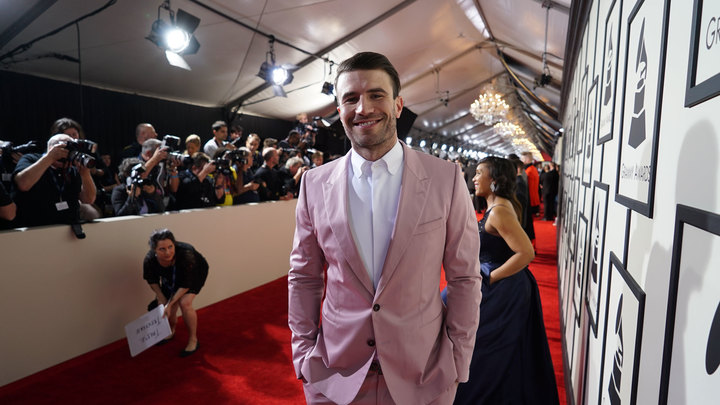 GRAMMYs 2016: Sam Hunt