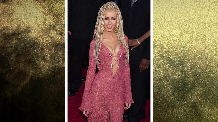Christina Aguilera!