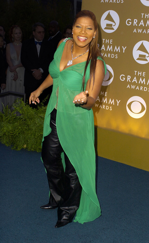 A Goddess Glowing in Green