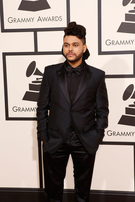 GRAMMYs 2016: The Weeknd