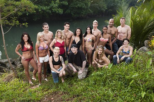 The Cast of Survivor: Philippines