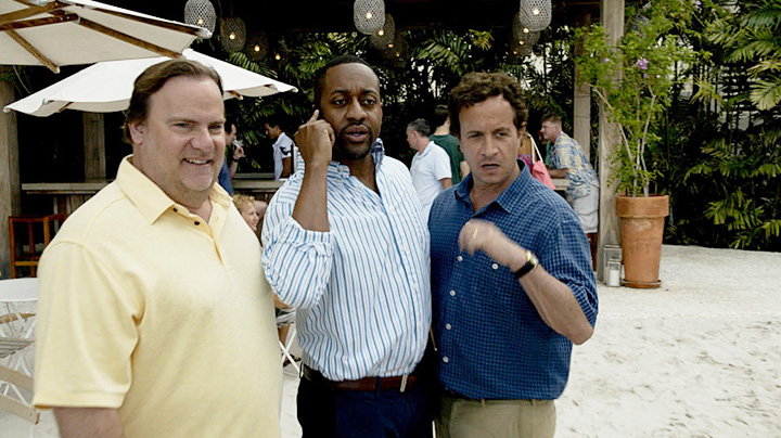 Kevin Farley, Jaleel White, And Pauly Shore