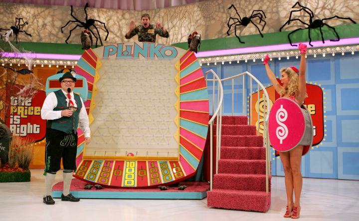 The crew must follow a specific set of rules each time Plinko is played.