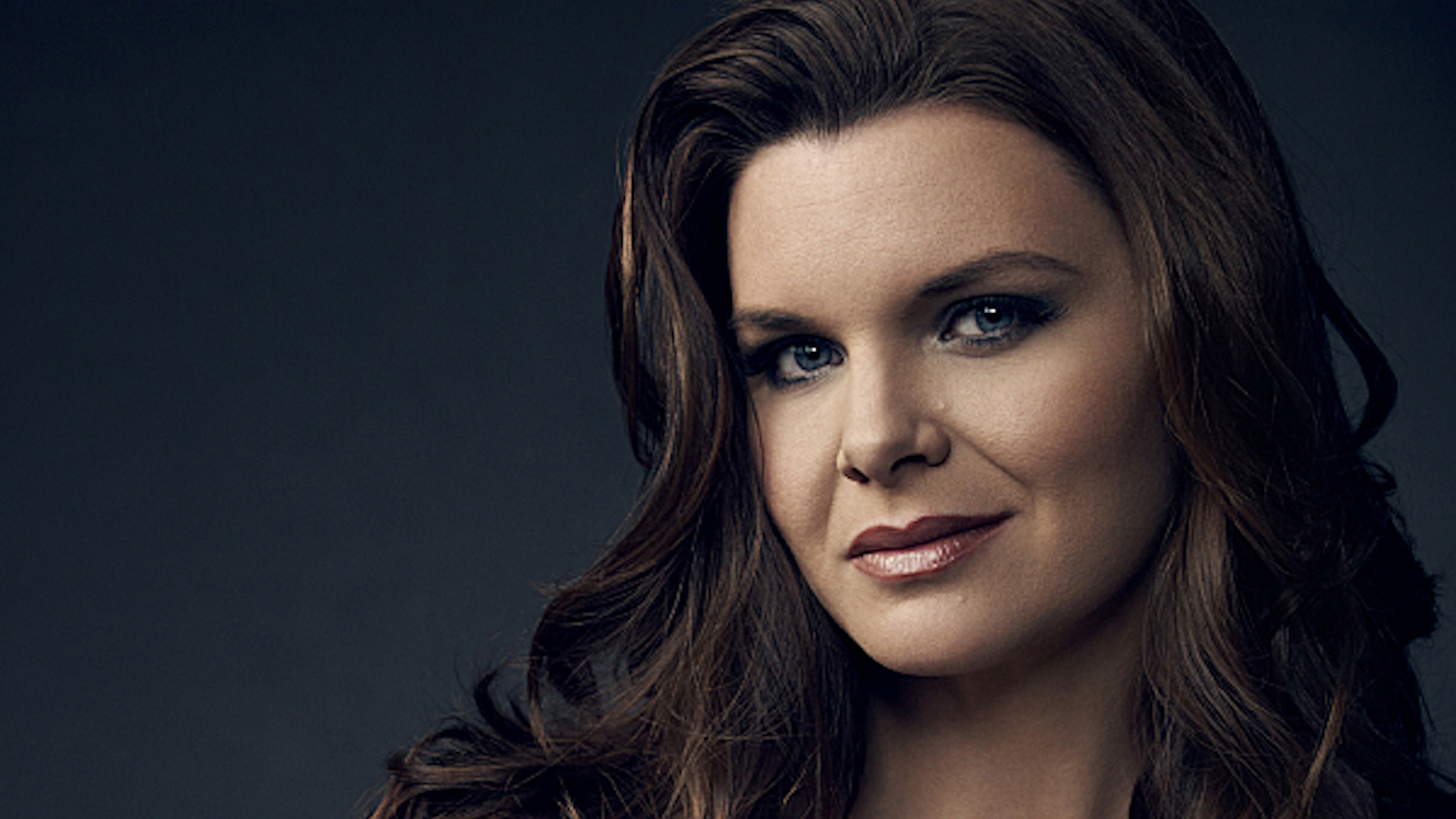 Heather Tom from The Bold and the Beautiful and The Young and the Restless