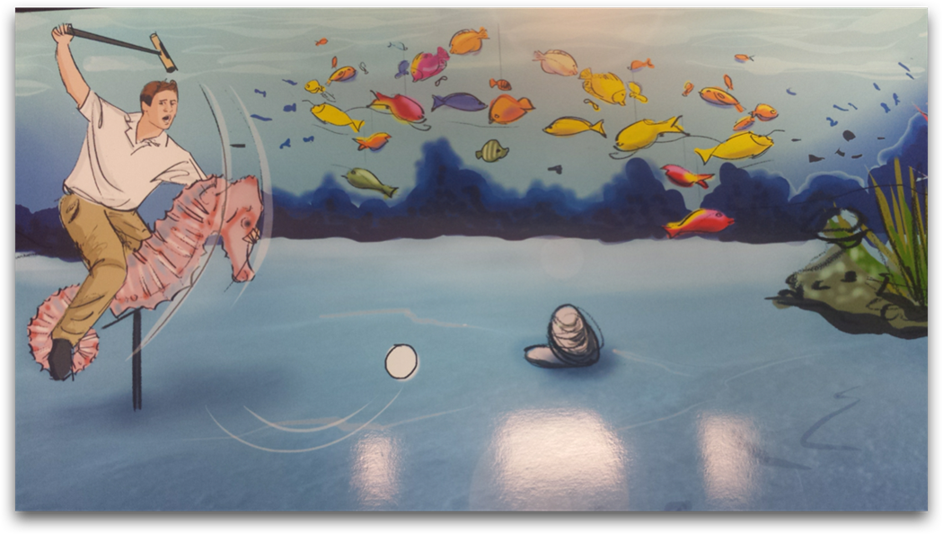 """""""Underwater Polo"""