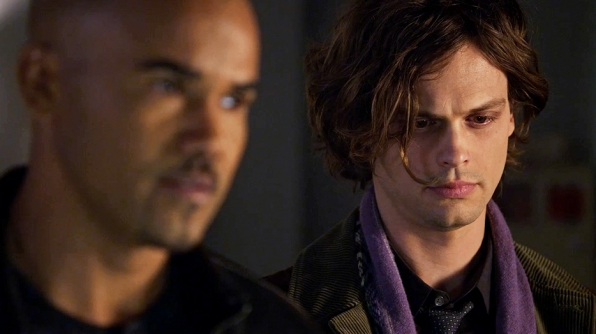 The answer is: Gideon left his resignation note with Dr. Reid.