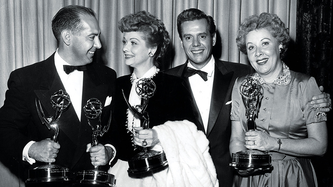 The first Emmys only cost only $5 to attend.