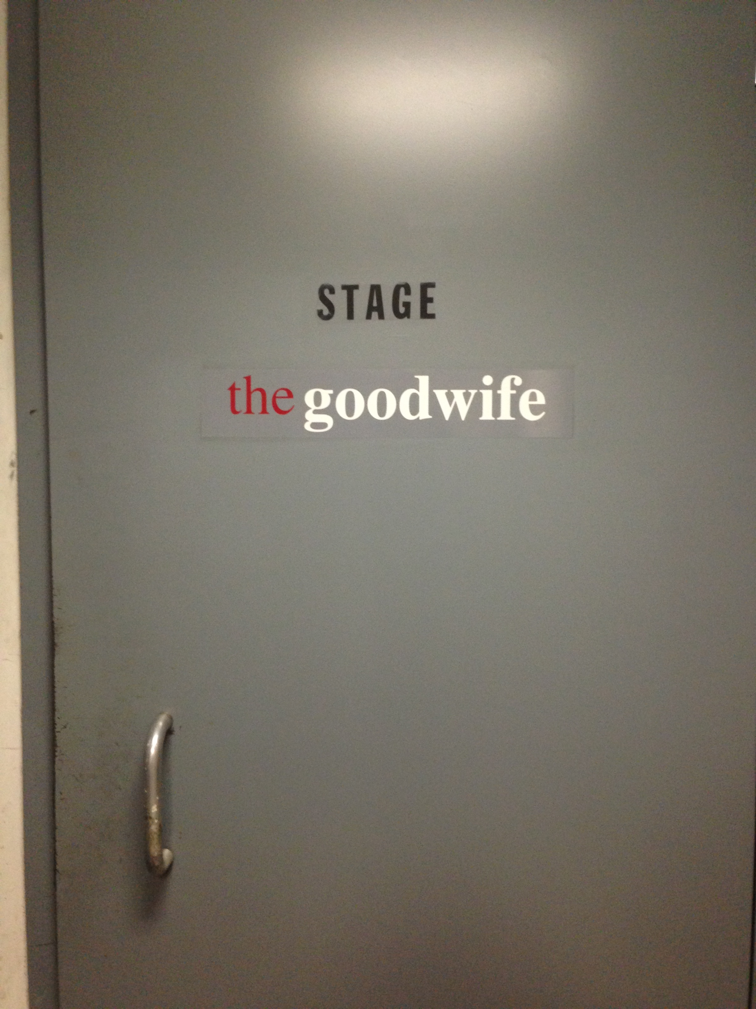 Good Wife First Look!