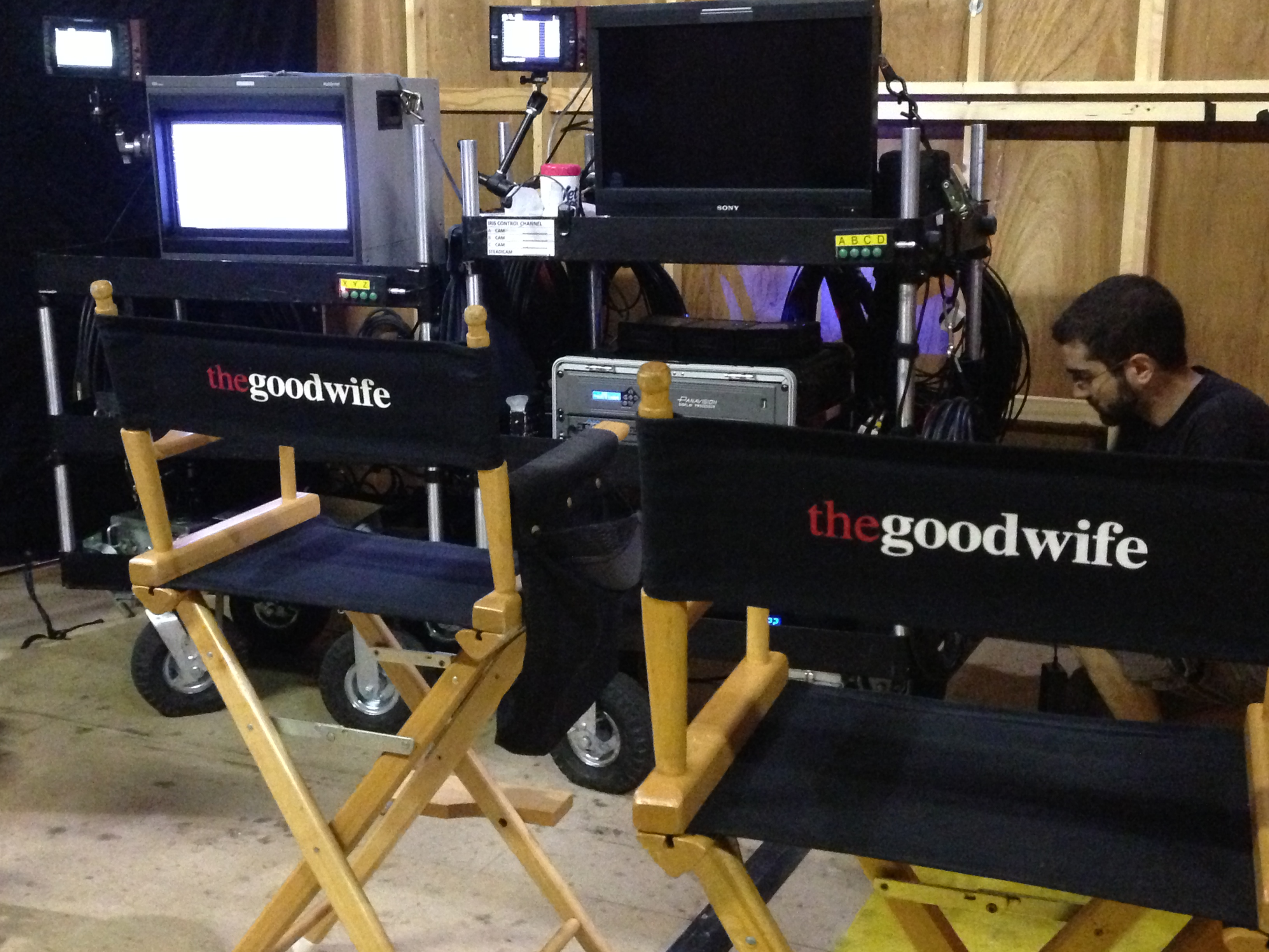 The Good Wife Set Chairs