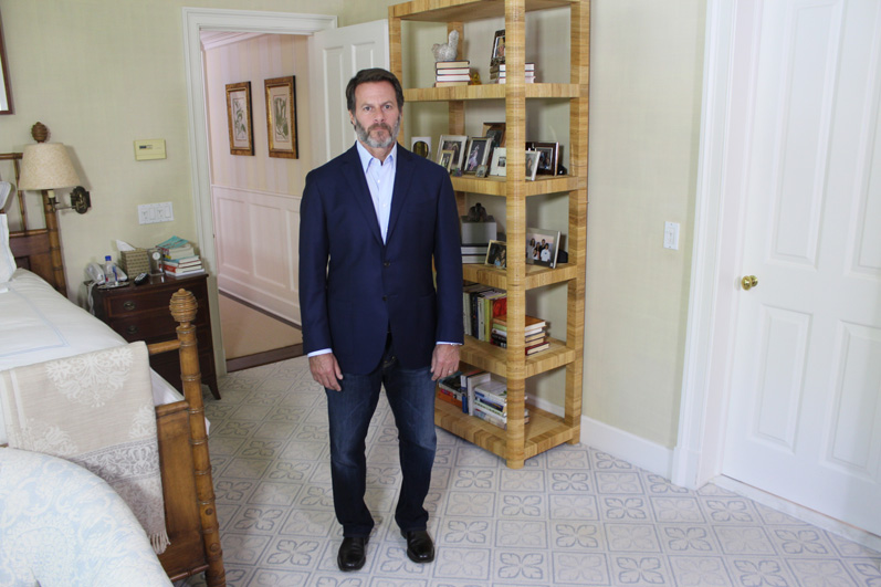 Scott Gerber shares his everyday business attire before going undercover.