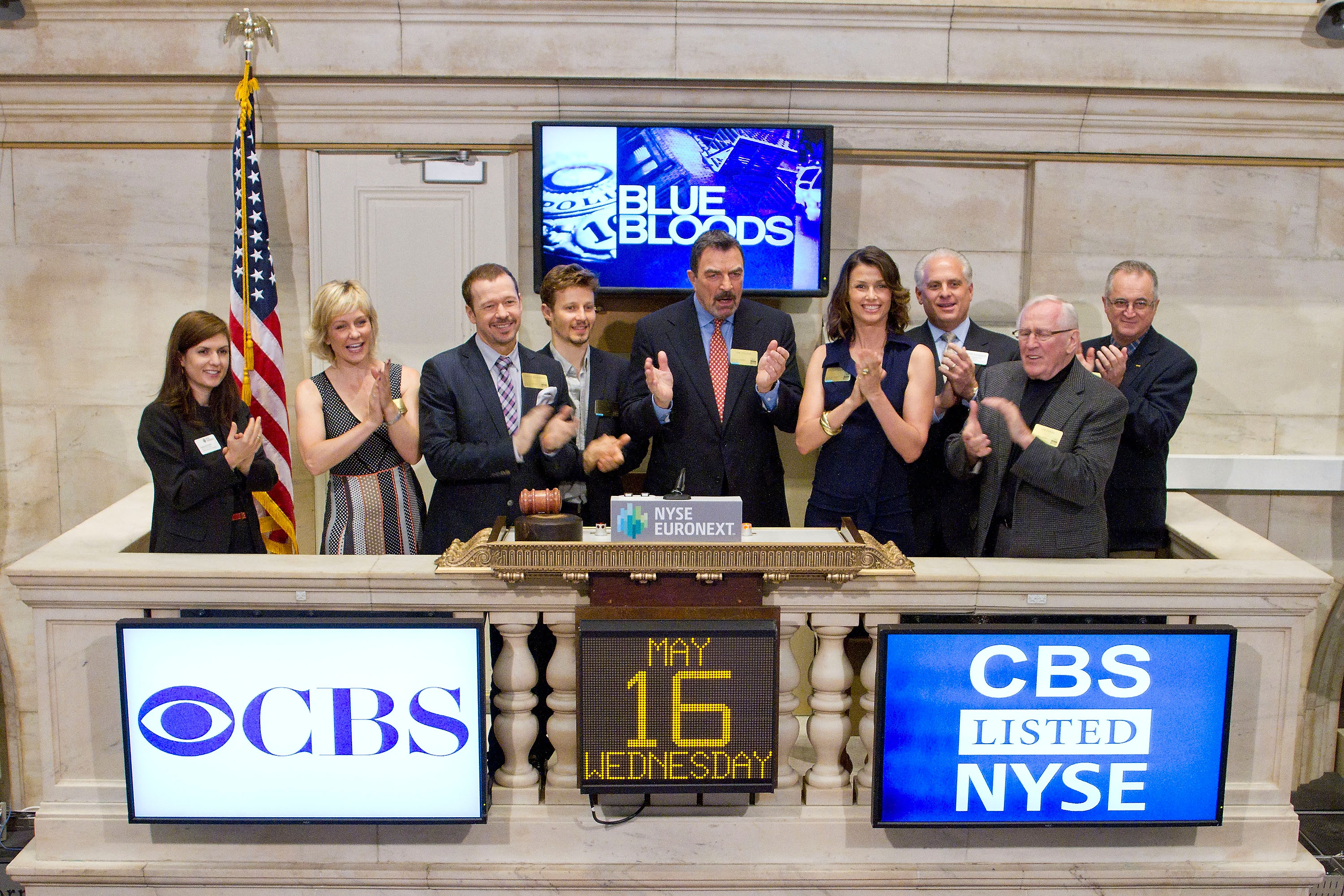 NYSE & Blue Bloods