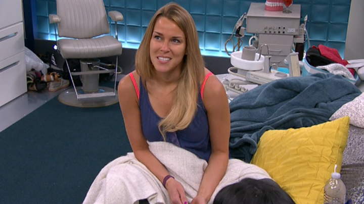 2. It was a last minute decision to target Shelli instead of Vanessa.