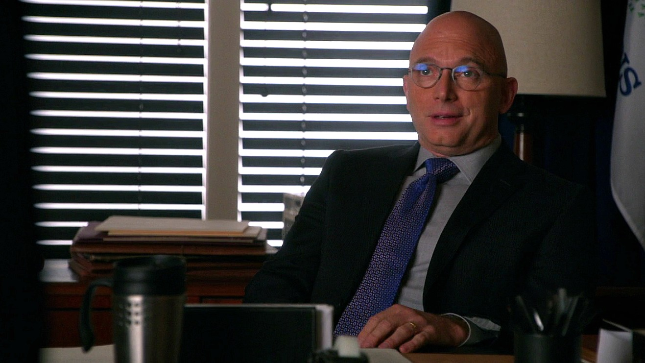 Michael Cerveris as James Castro